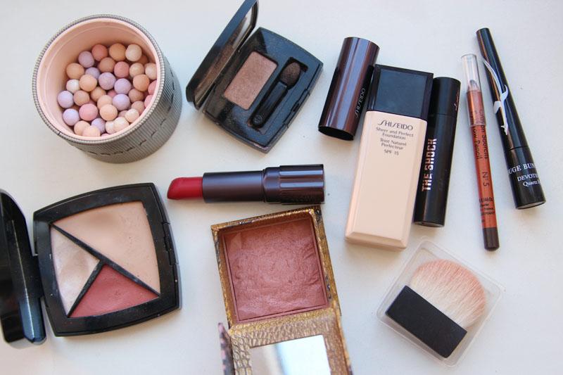 Макияж любимыми средствами (MAC, Shiseido, Chanel)