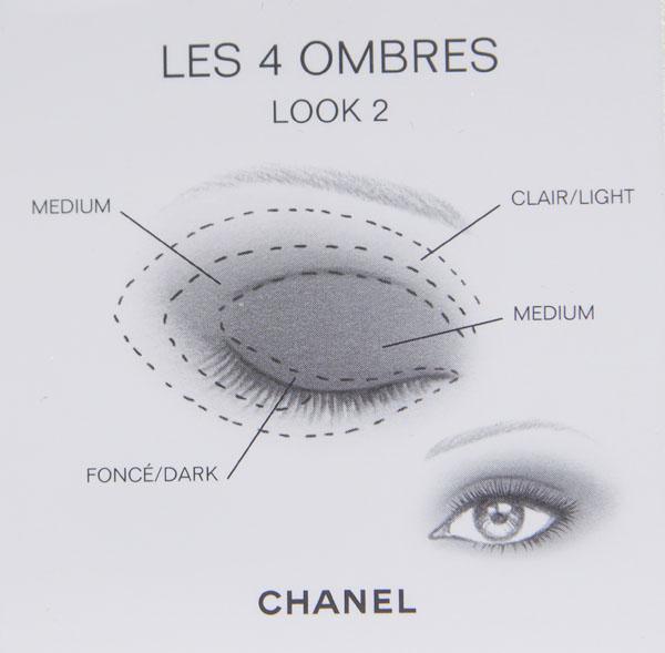 Chanel Les 4 Ombres Eclat Enigmatique