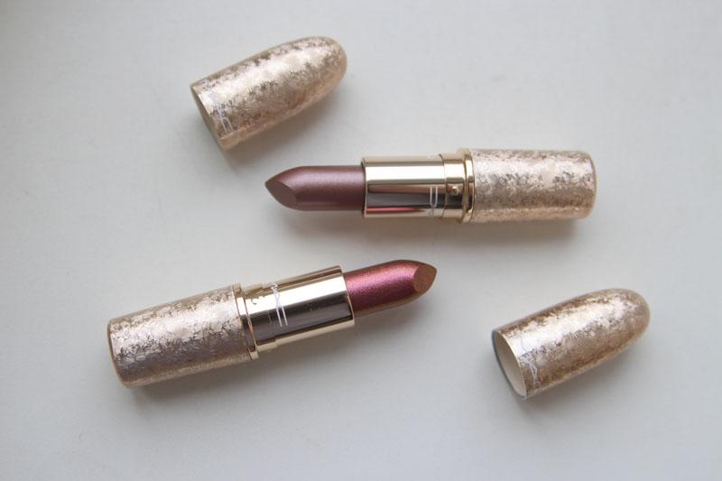 MAC Frost Lipstick Shimmer & Spice, I'm Glistening