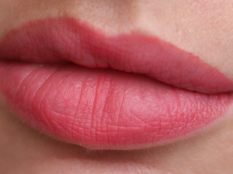 Chanel Rouge Coco Lip Blush Hydrating Lip and Cheek Sheer Colour 416 Teasing Pink