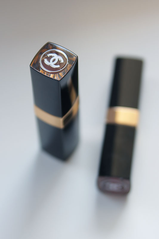 Chanel Rouge Coco Flash 53 Chicness & 72 Rush