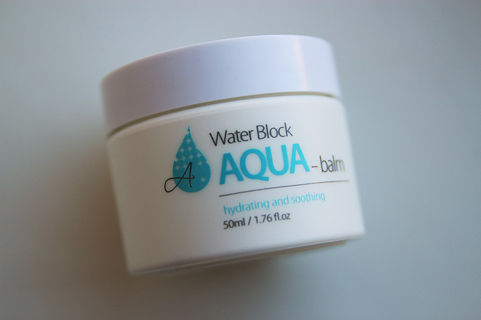 The Skin House Water Block Aqua-Balm & Wrinkle Snail System Cream