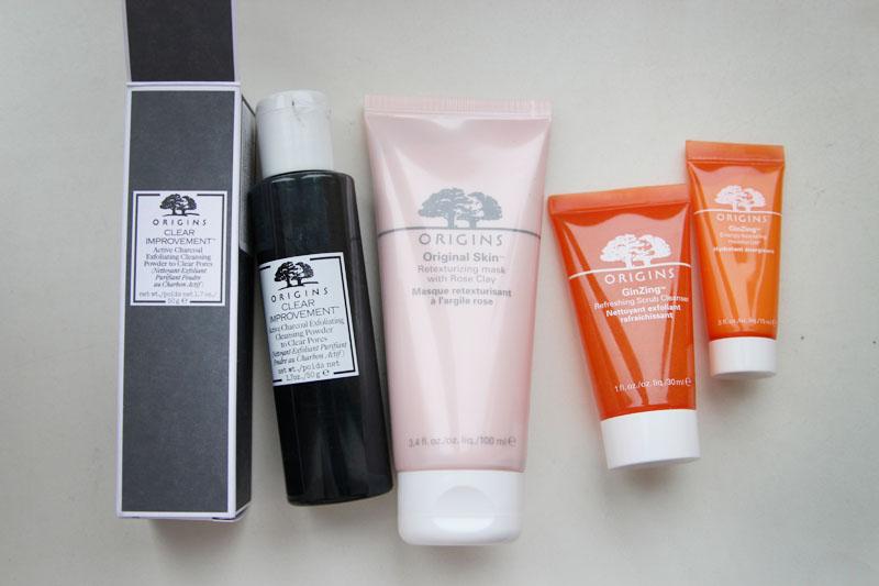 4 средства Origins: очищение, пилинг, увлажнение и знаменитая маска