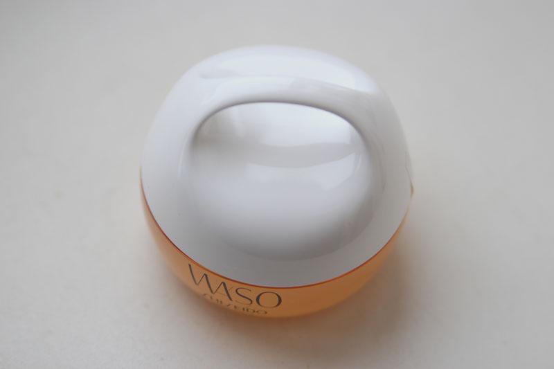 Shiseido WASO Fresh Jelly Lotion & Clear Mega-Hydrating Cream