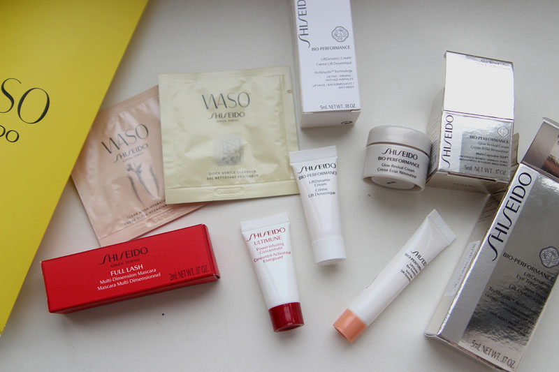 Shiseido WASO Fresh Jelly Lotion & Clear Mega-Hydrating Cream