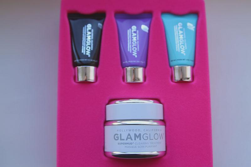 Glamglow Supermud Set: Supermud, Youthmud, Thirstymud