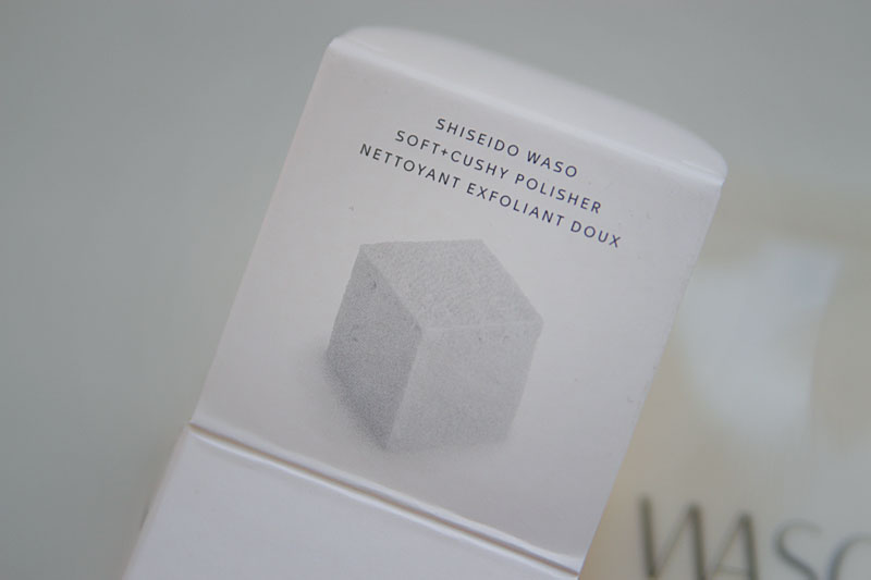 Shiseido WASO Quick Matte Moisturizer Oil-Free & Soft-Cushy Polisher