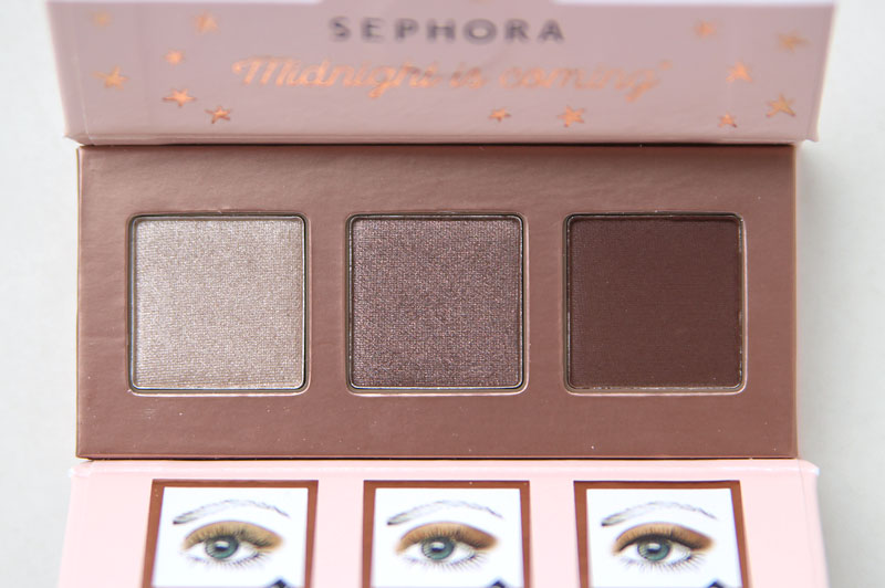 Sephora Midnight Is Coming Eye Shadow Palette