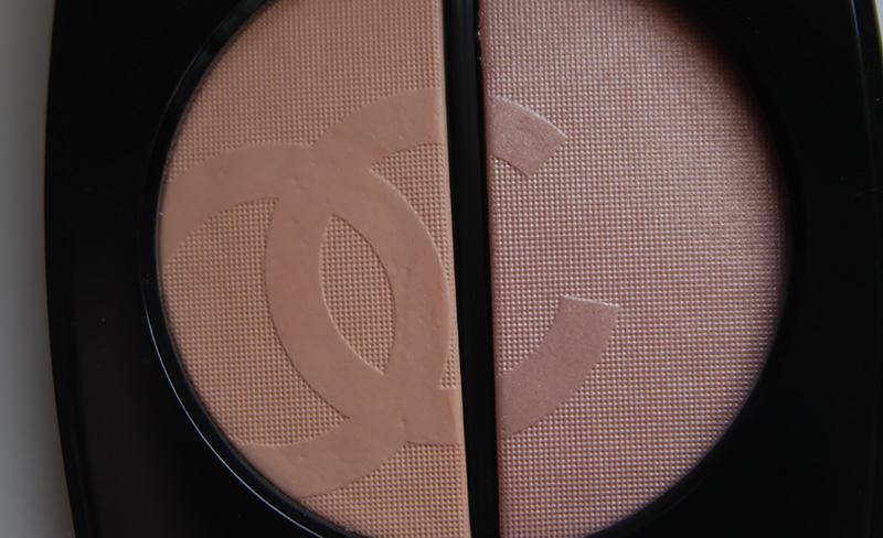 Chanel Duo Bronze et Lumiere Clair