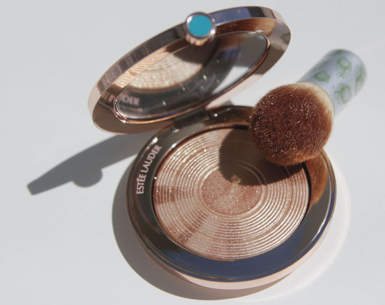 Estee Lauder Bronze Goddess Illuminating Powder Gelee 01 Heat Wave