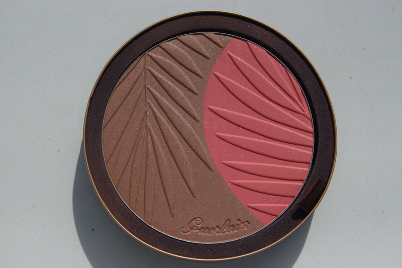 Guerlain Terracotta Sous Les Palmiers Bronzing and Blush Powder