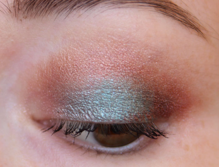 Макияжи с Urban Decay Heavy Metals