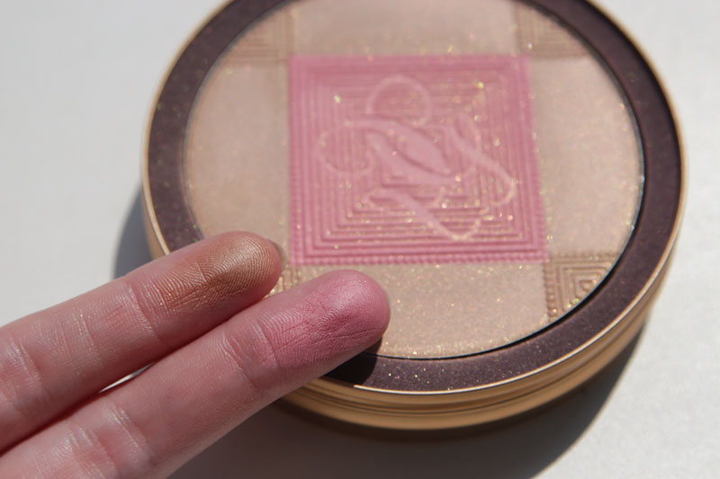 Guerlain Terracotta Sahara Jewel Bronzing and Blush Powder