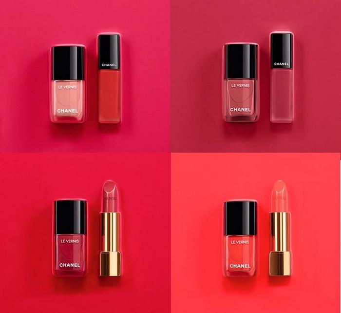 Chanel Pink Pulse Pink Alarm Makeup Collection - коллекция осень 2017