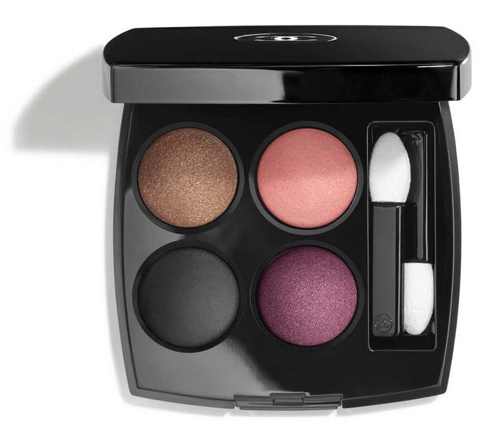 Chanel Eye Makeup Collection 2018 - коллекция макияжа