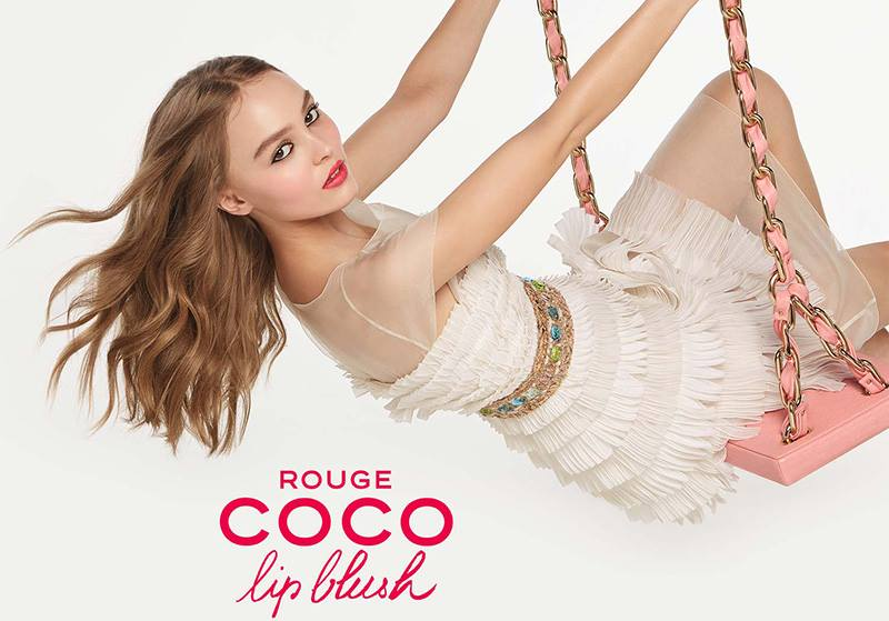 Chanel Rouge Coco Lip Blush Collection 2018 - капсульная коллекция