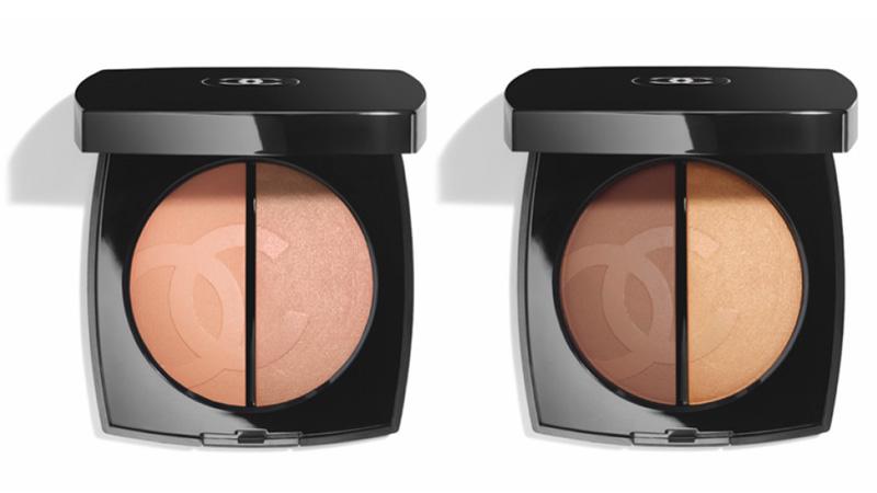 Chanel Lumiere et Contraste 2019 - летняя коллекция макияжа