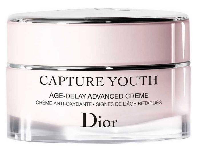 Анонс: уходовые средства Dior Capture Youth 2018