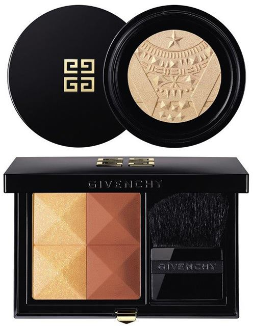Givenchy African Light Makeup Collection Summer 2018 - летняя коллекция 2018