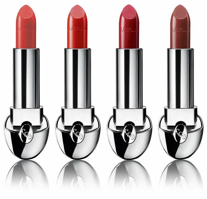 Анонс: Guerlain My Rouge G Lipstick - новые помады со сменными футлярами