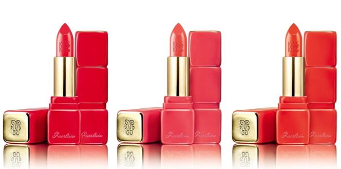 Guerlain Colours of Kisses Makeup Collection Fall 2018 - коллекция макияжа 2018