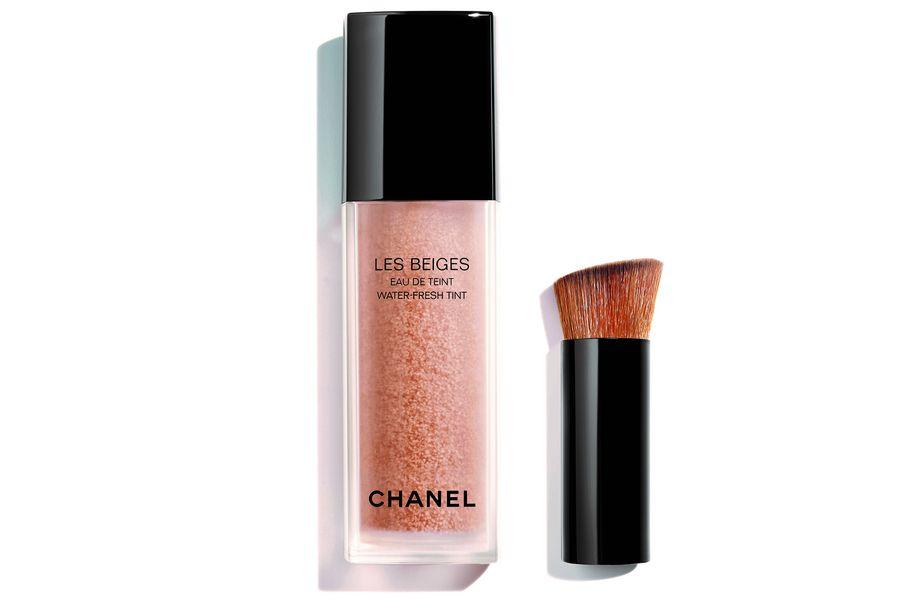 Chanel Les Beiges 2019 - коллекция макияжа