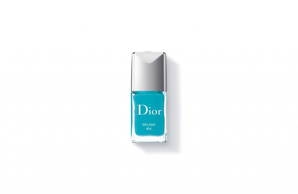Dior Cool Wave Makeup Collection Summer 2018 - летняя коллекция макияжа 2018